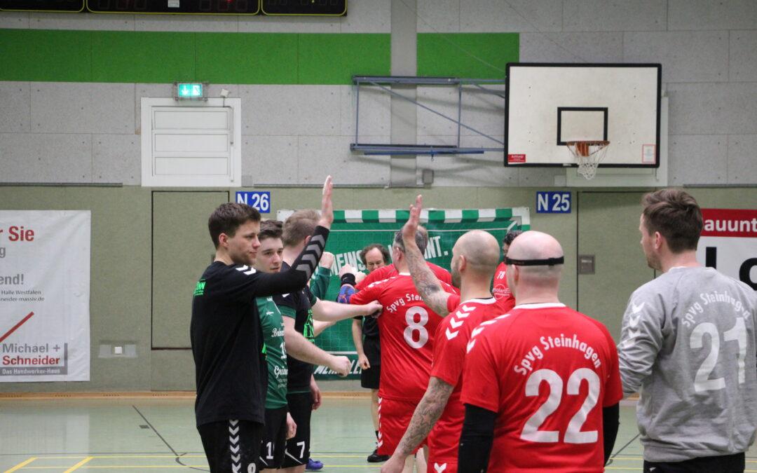 1.Herren – Spvg. Steinhagen 3 | Spielfotos vom 01.03.2020