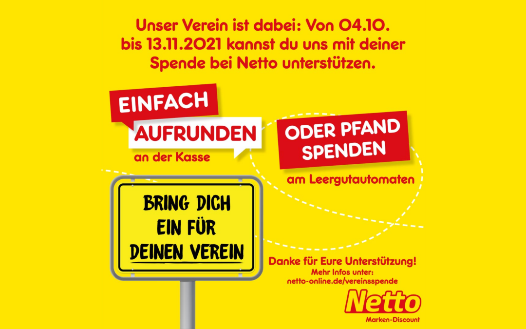 Netto-Vereinsspende